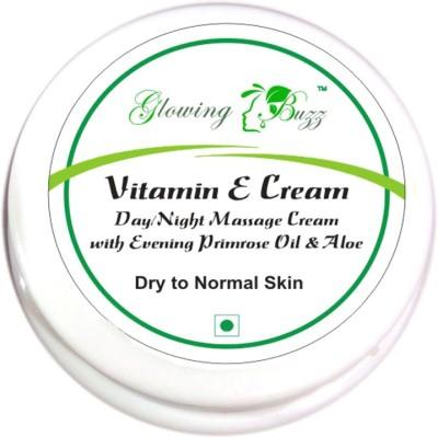 Glowing Buzz Vitamin E Cream Enriched with Evening Primrose Oil & Aloe