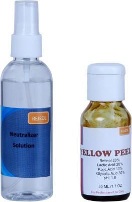 Rejsol Yellow Peel 50 ml with Neutralizer