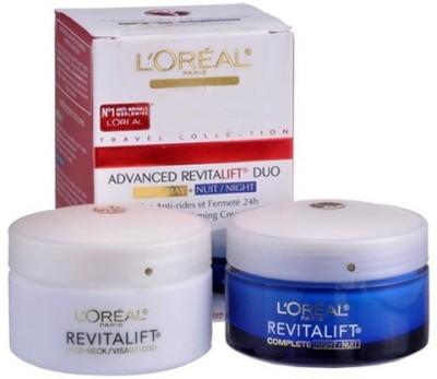 L ,Oreal Paris Advanced Revitalift Duo