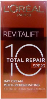 L,Oreal Paris Revitalift 10 Total Repair Multi-Regenerating Day Cream(50 ml)