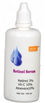 Rejsol Retinol Serum 100 ml Reetinol 3% Vitamin c 10% Aloevera 10%
