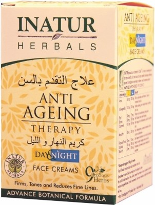 Inatur Herbals Anti-Ageing Therapy (Day & Night)