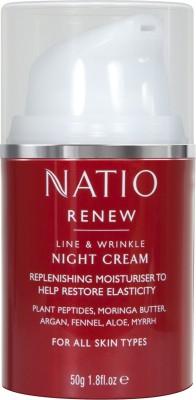Natio Renew Line & Wrinkle Night Cream