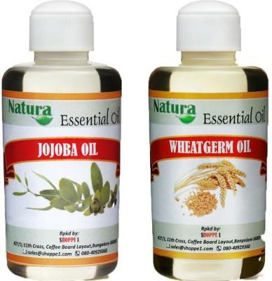 Natura Massage Carrier Oils Combo