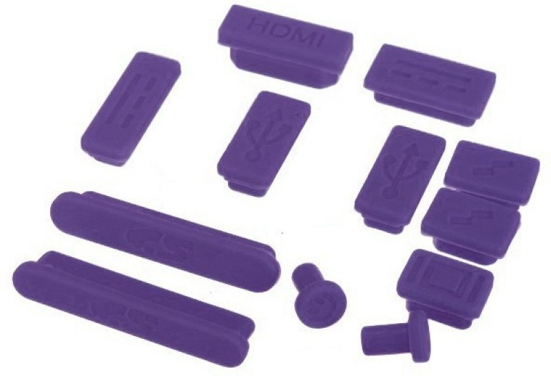 Pindia SD Card Slot Purple Anti-dust Plug(Laptop Pack of 1)