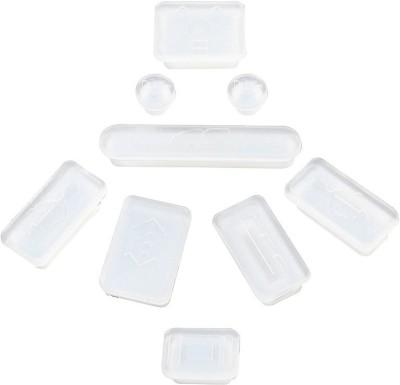 Pindia Apple Macbook Pro 15 15.4 Inch Ma463hn/A & Ma463ll/A USB Clear Anti-dust Plug