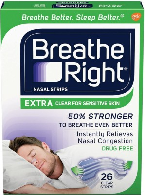 Breathe Right 24195 Anti-snoring Device(Nasal Strip)