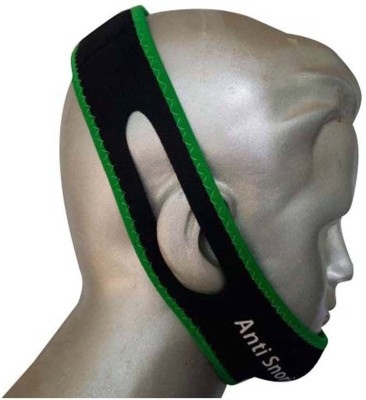 Jern L Green Anti-snoring Device(Chin Strap)