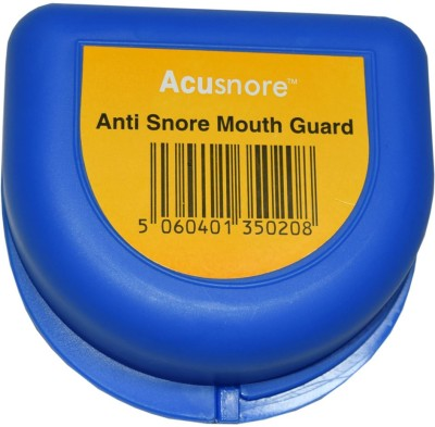 Acusnore Stop Snore Solution Mouth Guard Piece Sleeping Aid Anti-snoring Device(Mouthpiece)