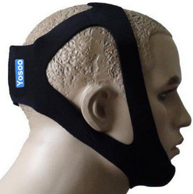 RED DOT N08 Anti-snoring Device(Chin Strap)