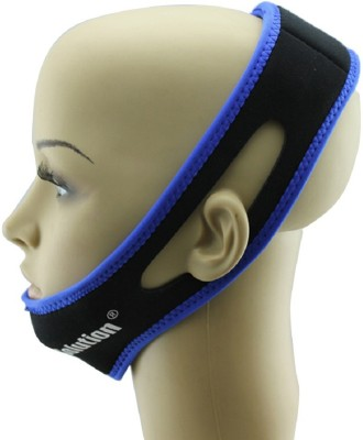 Jern XXL Blue Anti-snoring Device(Chin Strap)