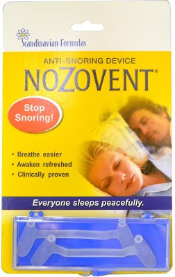 Nozovent 74/081876 Anti-snoring Device(Nose Clip)