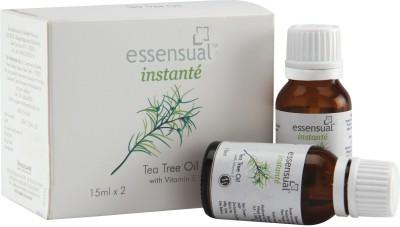 Modicare Essensual Instante Tea Tree Oil 15mlx2 Antiseptic Liquid