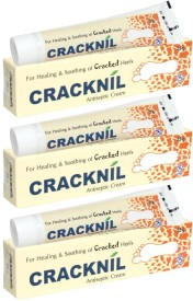 Ind-Swift Cracknil (Combo pack of 3) Antiseptic Cream