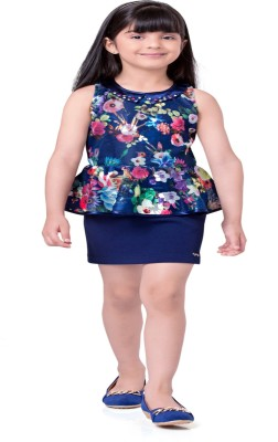TINY BABY Dress Girl's  Combo