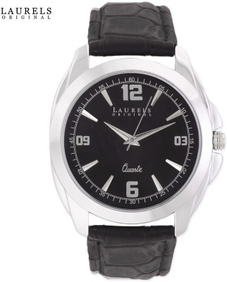 Laurels Lo-Dip-302 Diplomat 3 Analog Watch  - For Men