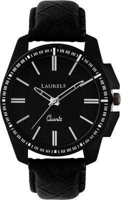 Laurels Lo-Trs-101 Trans Analog Watch  - For Men