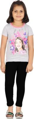 Danteez T-shirt Girl's  Combo