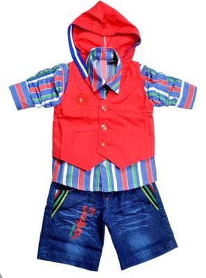 HEY BABY Shirt Baby Boy's  Combo