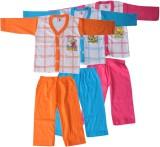 Harsha Boys Casual T-shirt Trouser (Oran...