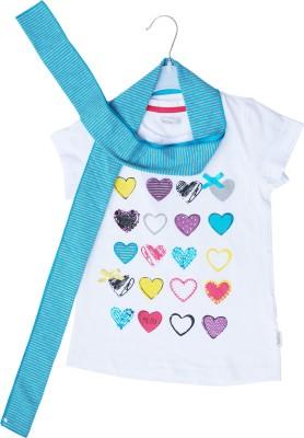 Milou T-shirt Girl's  Combo