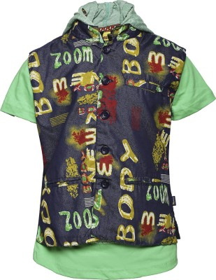 Seals T-shirt Baby Boy's  Combo