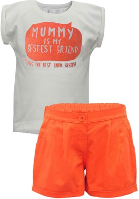 The Cranberry Club T-shirt Girl's  Combo