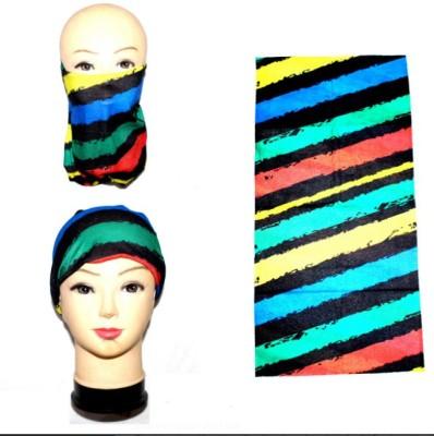 99DailyDeals Men,s, Women's Striped Bandana