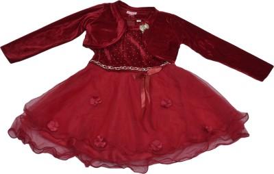 Flower Child Dress Girl's  Combo