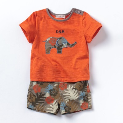Dave & Bella T-shirt Baby Boy's  Combo