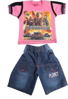 Sinchen T-shirt Baby Boy's  Combo