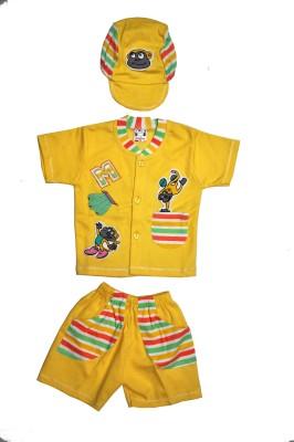 Belle Girl (9-12 Months) T-shirt Baby Boy's  Combo