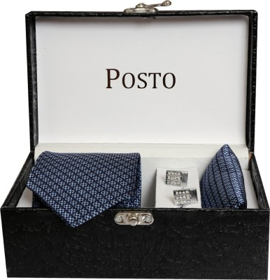 Posto Pocket Square Men's  Combo