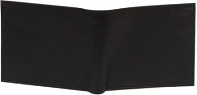 Park Avenue Men Black Genuine Leather Wallet