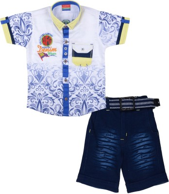 Kids Era Dress Baby Boy's  Combo