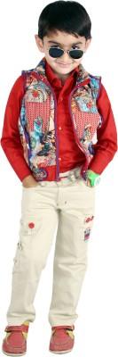 Khazana Kids Dress Boy's  Combo