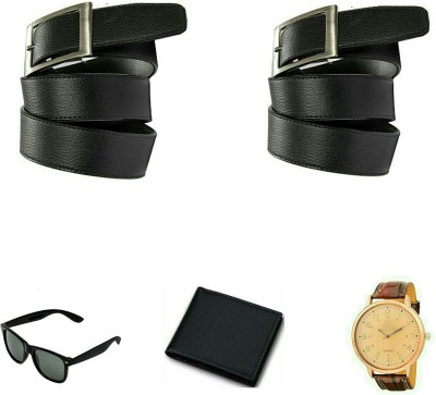 Bm fashion Belt Men's  Combo