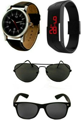 Bm fashion Sunglass Men's  Combo