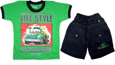 Kilkari Life Style T-shirt Baby Boy's  Combo