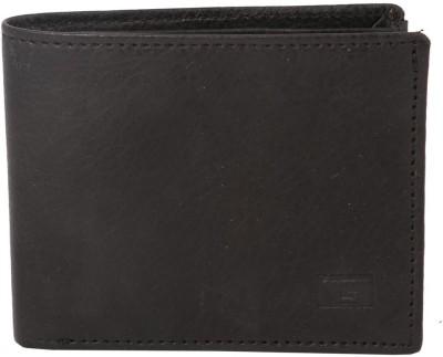 Gansta Men Black Artificial Leather Wallet