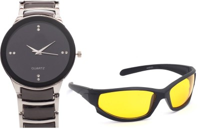 ARTZZ Wrist Watch Men's  Combo