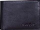 E-Vogue Men Black Genuine Leather Wallet...