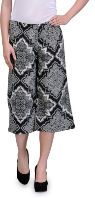TheGudLook Solid Women's Three Fourths