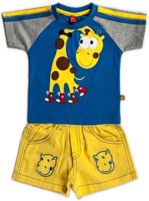 WoW T-shirt Baby Boy's  Combo
