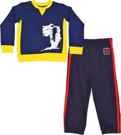 Uk Basic T-Shirt Boy's Combo