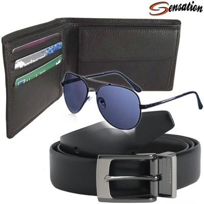 Sensation Wallet Men's  Combo