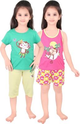 Punkster T-shirt Baby Girl's  Combo