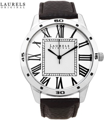 Laurels Lo-Mas-101 Maestro Analog Watch  - For Men