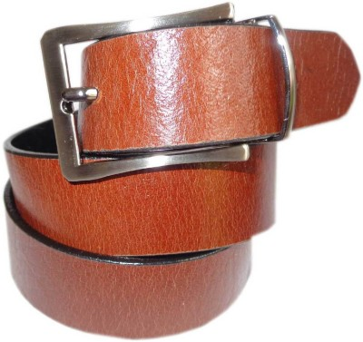 Good Life Stuff Men Formal Multicolor Genuine Leather Reversible Belt