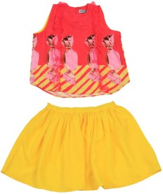 Masaba for Magic Fairy Top Girl's Combo
